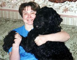 Это мы с моей маленькой собачкой :-)